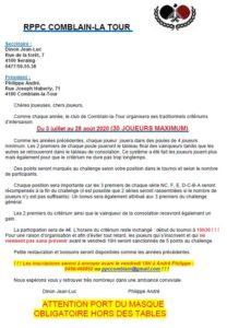 Critériums d'été à COMBLAIN-LA-TOUR